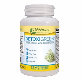 Dr. Natura Toxinout Broad-Spectrum Detoxification 30 Day Program