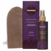 Fake Bake Flawless Self-Tan Liquid & Professional Mitt