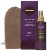 Fake Bake Flawless Self-Tan Liquid & Professional Mitt (2-PACK)