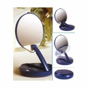 Floxite 15x Compact Lighted Mirror Blue
