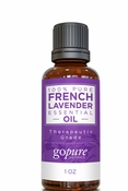 French Lavender Essential Oil - 1oz by goPure