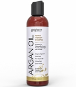 goPure Argan Oil Repair Therapy Shampoo 12 oz