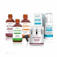 "goPure Complete ""Youth Glow"" Facial Skin Care Kit"
