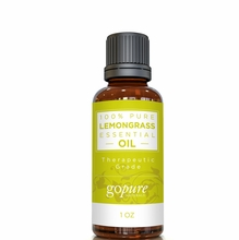 goPure Lemongrass Essential Oil 1oz