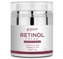 goPure Retinol Facial Cream - Active Retinol with Hyaluronic Acid & Green Tea - Airless Jar - 1.7oz