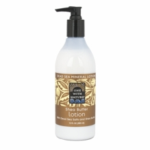 One With Nature Vanilla Shea Butter Hand & Body Lotion 12 oz