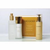 Oro Gold 24K Men Collection Set