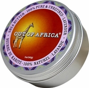 Out of Africa Lavender Shea Butter Tin 5 oz