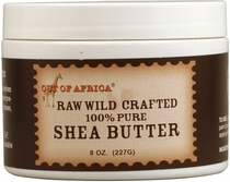 Out of Africa Raw Unrefined Shea Butter 8oz