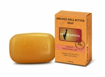 Out of Africa Shea Butter Bar Soap - Exfoliating Apricot
