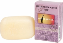 Out of Africa Shea Butter Bar Soap - Lavender