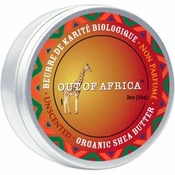 Out of Africa Unscented Shea Butter Tin 2 oz
