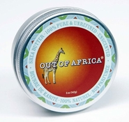Out of Africa Unscented Shea Butter Tin 5 oz
