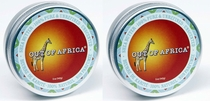 Out of Africa Shea Butter Tin 5oz - Unscented (Pack of 2)