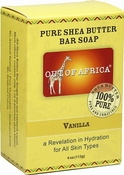 Out of Africa Vanilla Bar Soap 4 oz