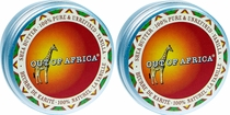 Out of Africa Shea Butter Tin 2oz - Vanilla (Pack of 2)