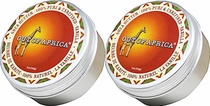 Out of Africa Shea Butter Tin 5oz - Vanilla (Pack of 2)