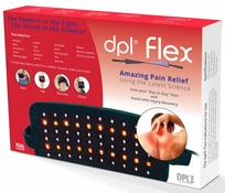 Pain Relief LED Light Therapy (dpl Flex PAD)