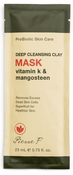 Pierre F ProBiotic Deep Cleansing Clay Mask Sachet 0.75-oz / 23-ml