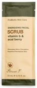 Pierre F ProBiotic Energizing Facial Scrub Sachet 0.75-oz / 23-ml
