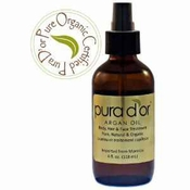 Pura D'or Argan Oil 4 oz