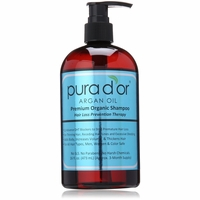 Pura D'or Hair Loss Prevention Shampoo 16 oz