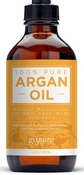 Argan Oil for Skin & Hair - 100% Pure and Certified Organic - from Morocco by goPure Naturals