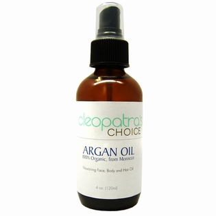 Argan Oil for Skin & Hair - 100% Pure and Certified Organic - from Morocco by Cleopatra's Choice