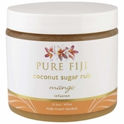 Pure Fiji Sugar Rub - Mango 16oz