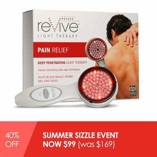 Kathy Ireland By Revive Light Therapy Pain System