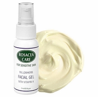 Rosacea Care Facial Gel