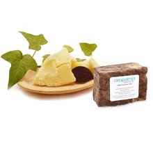 Shea Butter 1 Pound & African Black Soap Kit