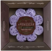 Spongelle Body Wash Infused Buffer - 10 Washes - French Lavender - Meyer Lemon