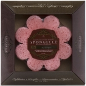 Spongelle Body Wash Infused Buffer - 10 Washes - Peony Cassis