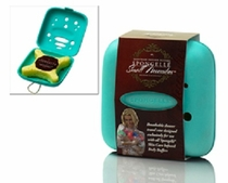 Spongelle Travel Case - Sea Green