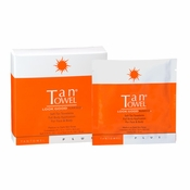 Tan Towel Full Body Plus Towelettes - 5 Pack - Medium to Dark