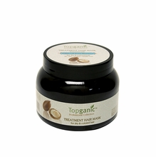 Topganic Argan Oil Hair Mask 16.9 oz