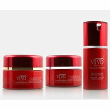Vivo Per Lei Kit - Lifting & Firming Cream, Lifting & Firming Mask & Lifting Serum - Red Diamond Collection
