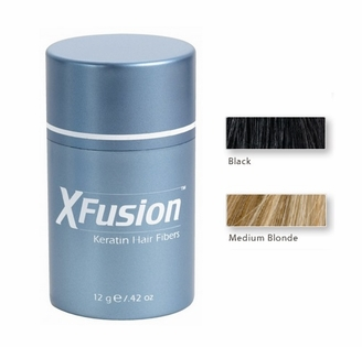 Xfusion Keratin Hair Fibers 12g/.42oz