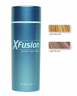 Xfusion Keratin Hair Fibers 25g/.87oz