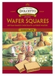 Dolcetto Wafer Squares - Chocolate