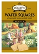 Dolcetto Wafer Squares - Vanilla