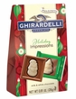Ghirardelli Holiday Impressions: Milk and White Chocolate