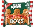 Nikki's Gingerbread Boy Snack Pack