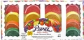 Pizazz Fancy Fruit Flavored Slices