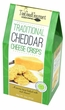 Too Good Gourmet Cheddar Cheese Crisps - Green