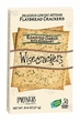 Partners Wisecrackers Garlic and Rosemary - Flat Bread