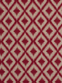 Ikat Fret Raspberry, Back-ordered