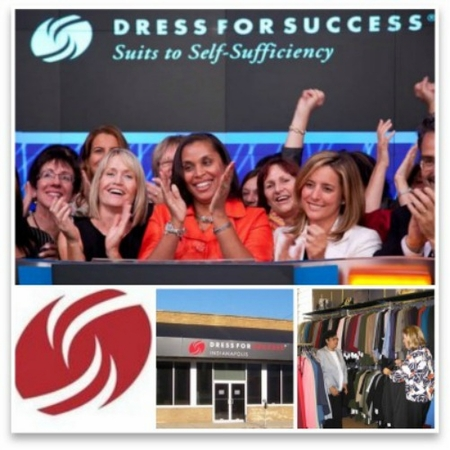 Purchase Chair | Donate to   Dress for Success