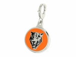 Buffalo State Bengals Enamel Lobster Claw Charm